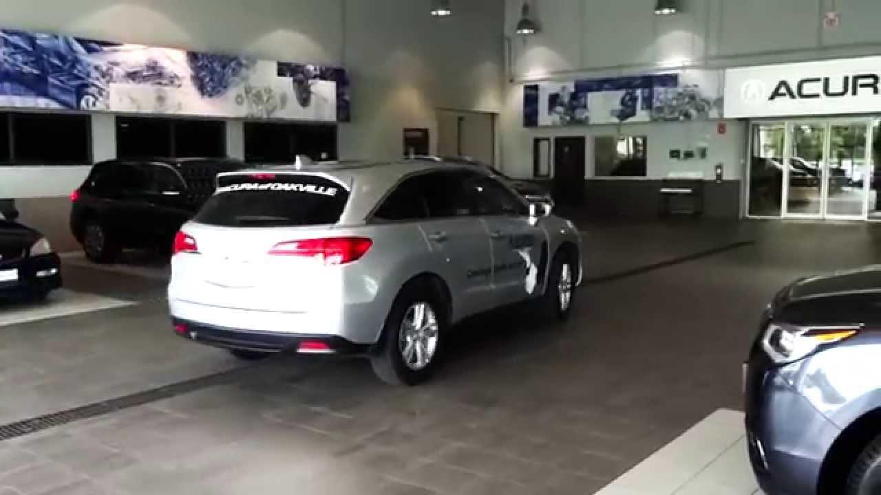 Acura of Oakville Service Video - YouTube
