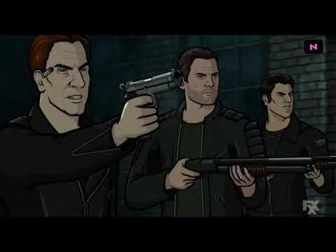Download Archer Season 11 Super Cool Opening Scene [HD]