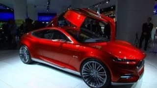 Ford Evos Concept 2012 Videos