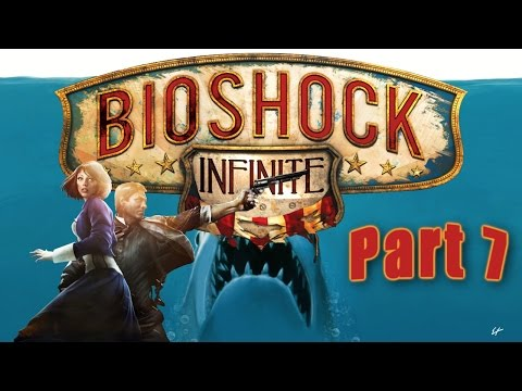 JAWS Plays BIOSHOCK INFINITE! - Segregation at It's Finest - Part 7 |