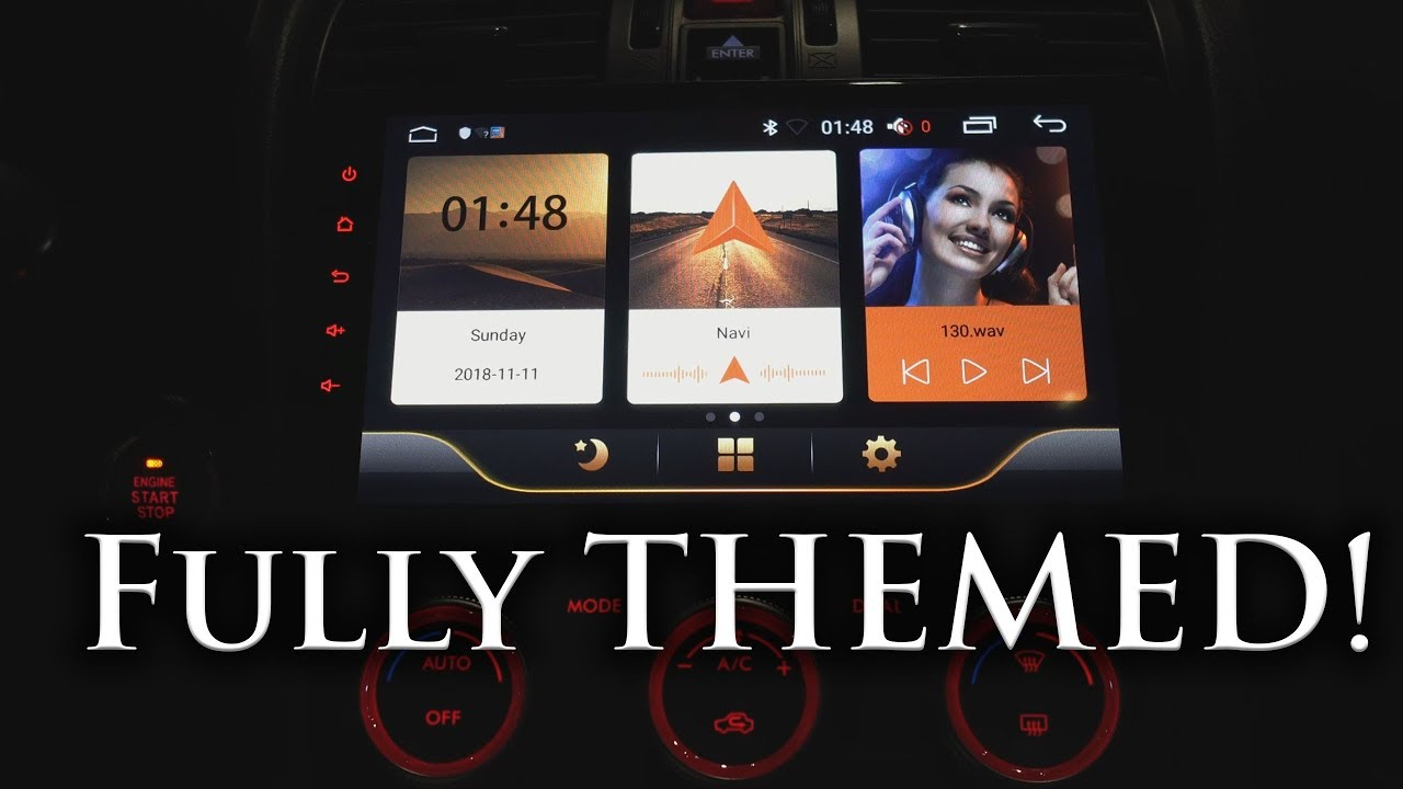 Android Head Unit: In-depth Software look | built in Carplay! by John Nguyen