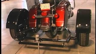 Harley-Davidson FLH (2001 & Earlier) Voyager Trike Kit Installation -  YouTube | Voyager Trike Kit Wiring Diagram |  | YouTube