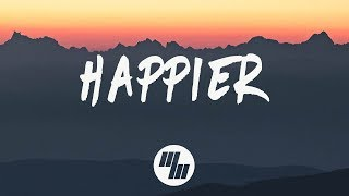 Baixar Marshmello - Happier (Lyrics) ft. Bastille