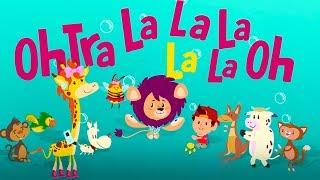 Kamalu E Sua Turma - Oh Tra La La