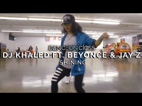 DJ Khaled ft Beycé & Jay Z  Shining  Ladia Yates Choreography x Tommy The Clown  Dance Class