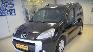 Peugeot Partner с пробегом 2010   У Сервис+