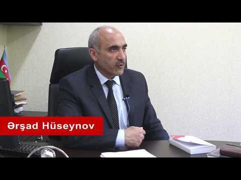 Interview.az - Ərşad Hüseynov
