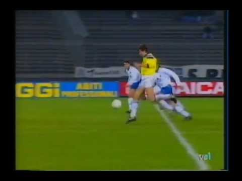 Juventus - Tenerife 3-0 (24.11.1993) Andata, Ottavi Coppa Uefa.