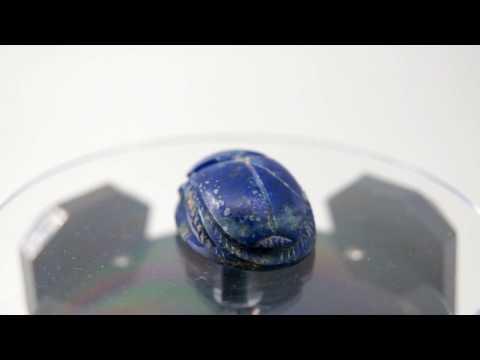 青金石聖甲蟲 [ DCT Collection 小資珠寶 ]