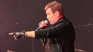 Alvin Stardust, My Coo Ca Choo, Aug 2013, Nantwich Civic Hall