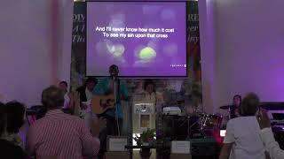 JVH Joint Service 27.05.2018 Pastora Cathy Soledad Part 1