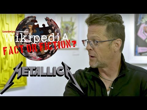 Metallica's Jason Newsted - Wikipedia: Fact or Fiction?