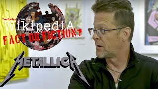 Video Jason Newsted - Wikipedia: Fact or Fiction? download MP3, 3GP, MP4, WEBM, AVI, FLV Maret 2018