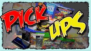 Gaming PICK UPs  - Januar 2017 - Neu in der Sammlung