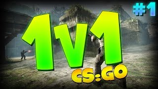 CS GO :1 Vs 1 Bölüm -EASY GAME - #1