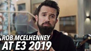 Rob McElhenney Announces Mythic Quest: Raven's Banquet | E3 2019