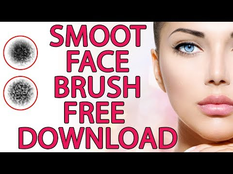 How To Download Soft Skin Brush For Photoshop With Download Link