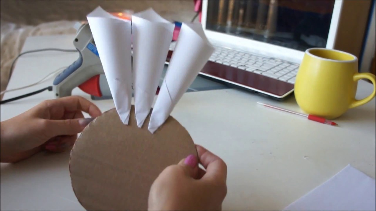Diy Wall Decor Paper Flowers Youtube Iltribuno