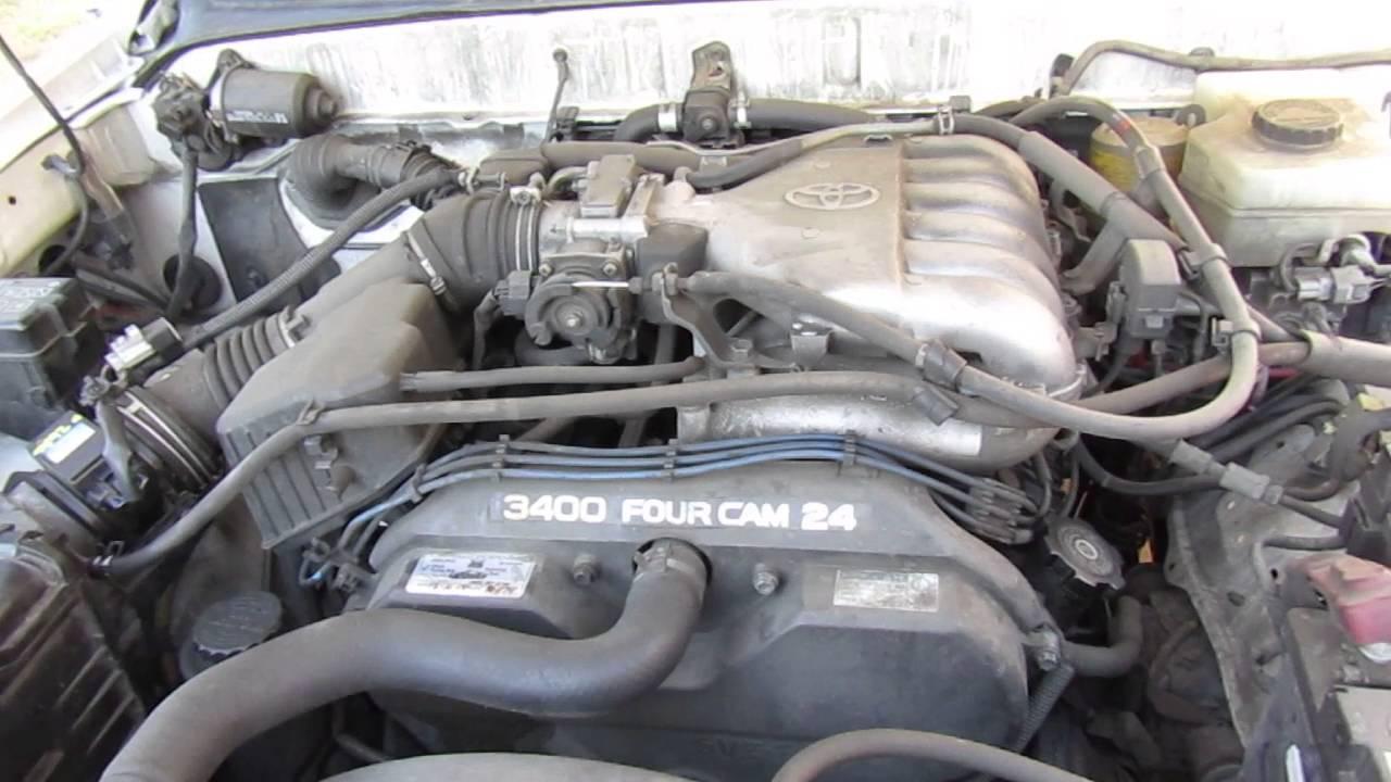 5vz Fe Engine From 2002 4runner Youtube