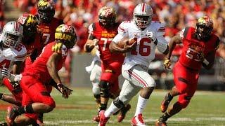 Ohio State vs Maryland 2014 Highlights 1080