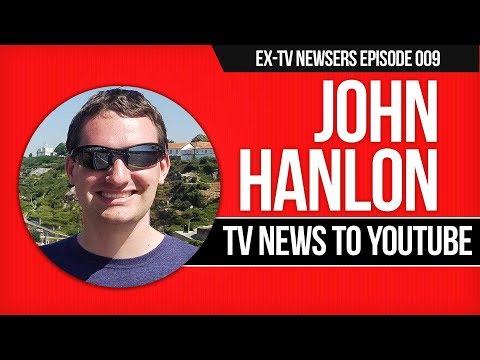 John Hanlon Quit TV News Job for LEGO YouTube Channel Success