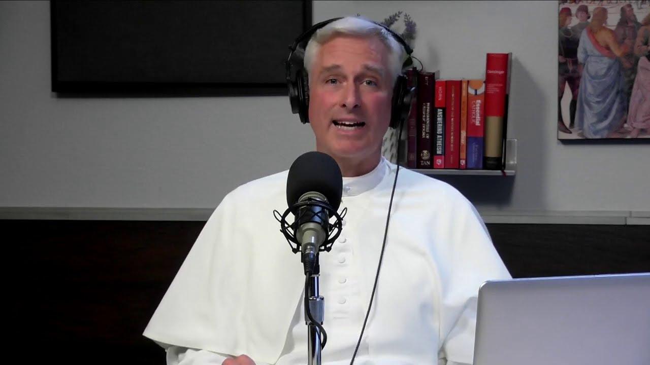Fr. Sebastian Walshe: Open Forum - Catholic Answers Live - 09/17/20
