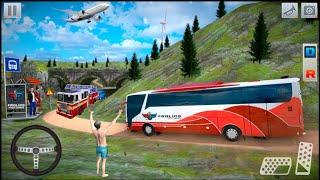 Modern Bus Simulator New Parking Games E1 – Bus Games 2021 - Android Gameplay screenshot 4