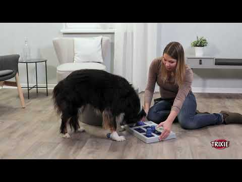 TRIXIE Heimtierbedarf - Dog Activity Strategiespiel Chess