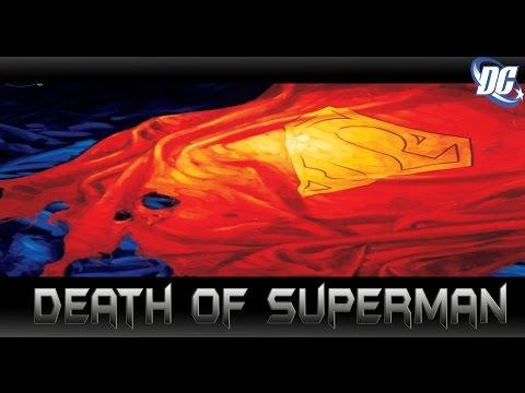 [ความตายของบุรุษเหล็ก! Death of Superman]comic world daily