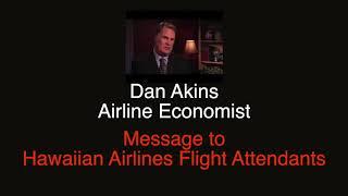 Dan Akins - Airline Economist