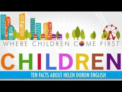 The World of Helen Doron English - Animated Infographic