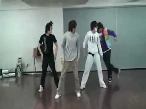 [090125] Super Junior Dance Rehearsal + Downloads