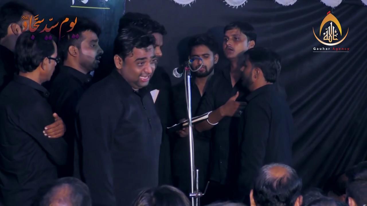 Download Dil Soz Nauha   Mera Husain Pyasa Hai   मेरा हुसैन प्यासा है    Anjuman Ghuncha e Mazloomiya