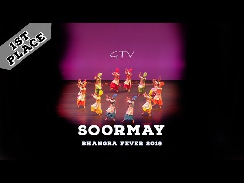 Soormay – First Place – Bhangra Fever 2019