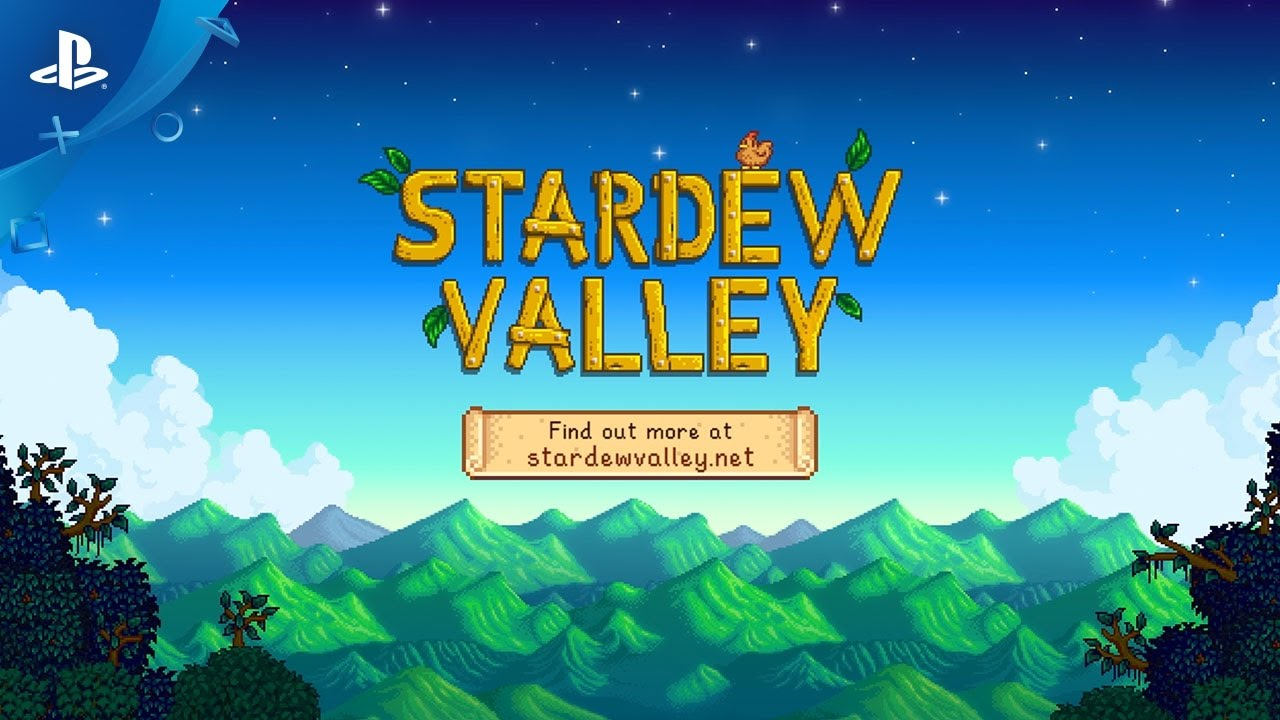 Stardew Valley - Gameplay Trailer | PS4
