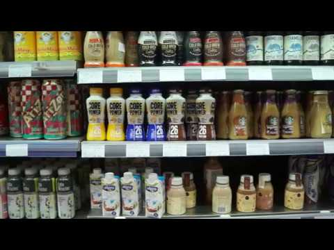 Supermarket In Dubai (Waitrose Dubai Mall)