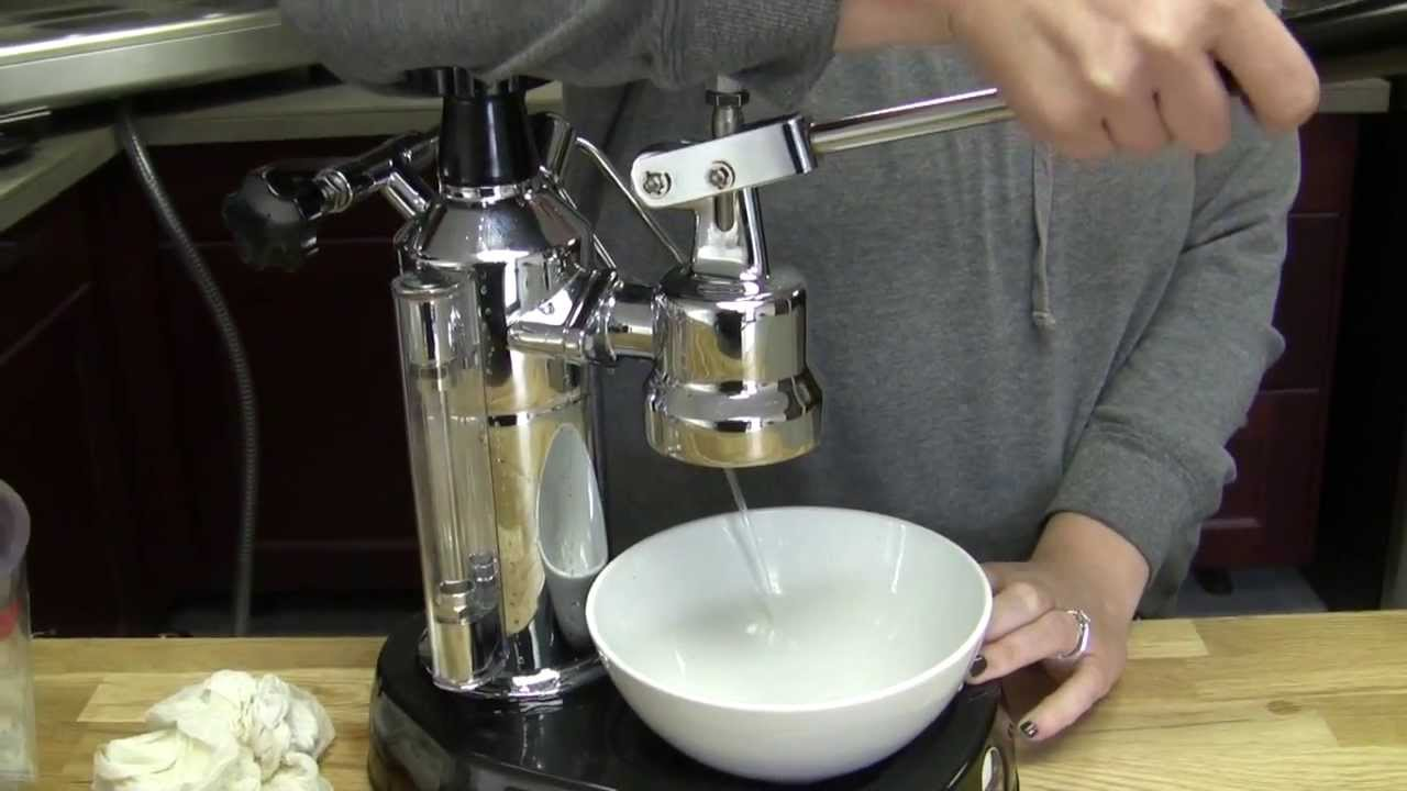 Scg How To Guides Descaling La Pavoni Manual Espresso