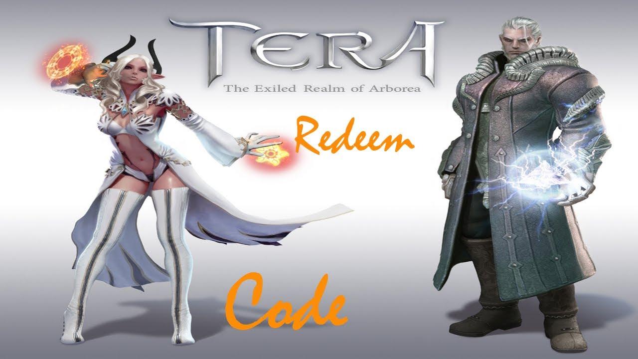 Tera Free Redeem Code & Mount Giveaway
