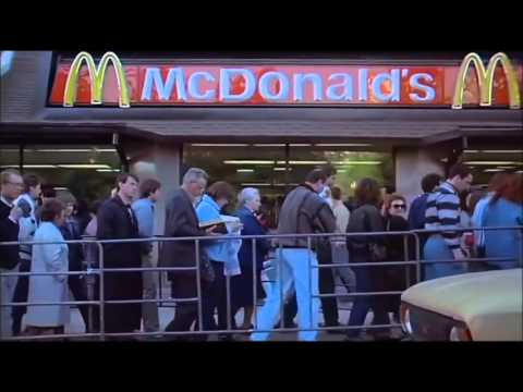 "FIRST MACDONALD'S IN RUSSIA / ""Первый ресторан Макдональдс в России"