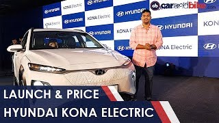 Launch & Price - Hyundai Kona Electric | NDTV carandbike