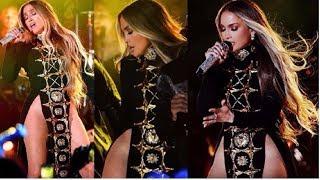 Mix - Esto fue lo que provocó Jennifer López cuando salió al escenario  / @EntreJerez