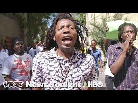 Haiti Protests & Drone Forest Mapping: VICE News Tonight Full Episode (HBO)