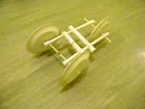 The Rubber Band Racer Youtube