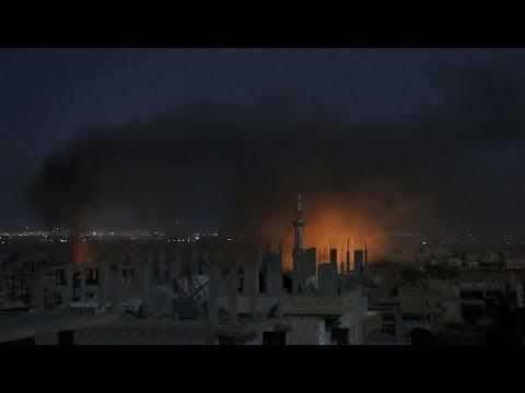 Shifting Battlefield in Syria's Proxy War