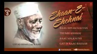 shaan E sehnaai -Shehnai Instrumental (Full Song Jukebx) - Ustad Bismillah Khan