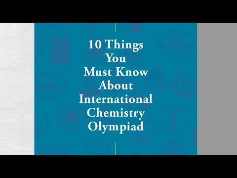 [STAGE 2] Preparing for IChO International Chemistry Olympiad