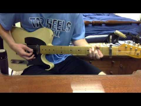 Worth Knight - Georgia Woods (Guitar Cover) - Keith Urban