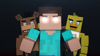 Download lagu Herobrine no Five Nights at Freddy's - Minecraft Animation // Animação Minecraft MP3
