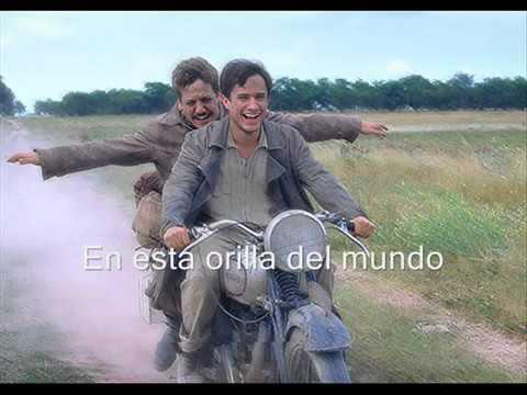 Jorge Drexler - Al otro Lado del Río (Diarios de Motocicleta, 2004)