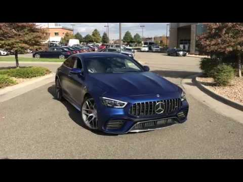 All New 2019 AMG GT63 S-Model 4-Door Video Tour (Euro Spec) with the bald guy at MB of Westminster